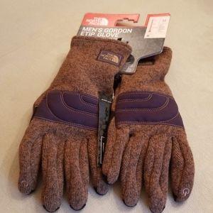 North Face Men's S or M Gloves
